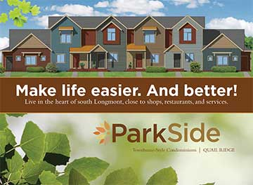 Parkside at Quail RIdge, Longmont, CO